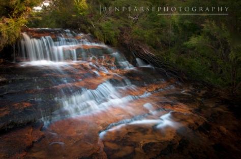 Minnihaha Falls stream