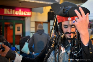 Captain Jack is sure to be there