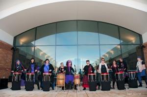 cultural centre drumming