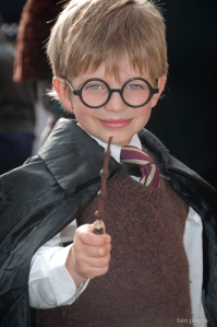 Heres Harry potter