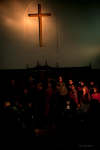 St Hildas Church- Winter magic 2013 in colour- low res