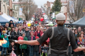 Street performers-Winter Magic 2013- low res