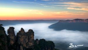 ocean of mist
