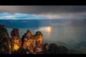half a rainbow....half a pot of gold then