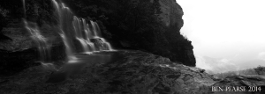 katoomba falls pano