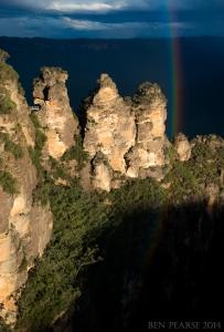 Rainbow sisters