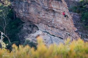 go climb a rock