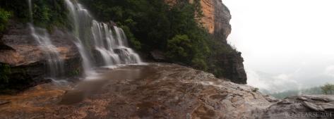 katoomba falls panormaic