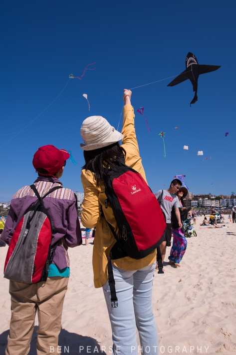 Australian Kite Flying Society- Bondi Beach