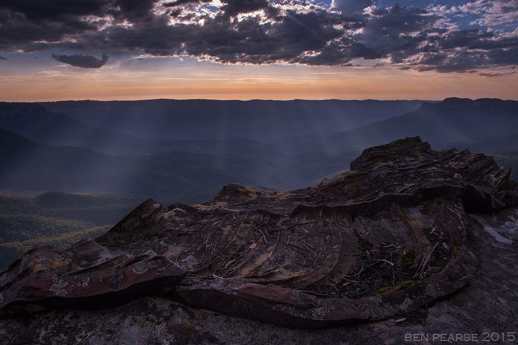 Jamison valley rays