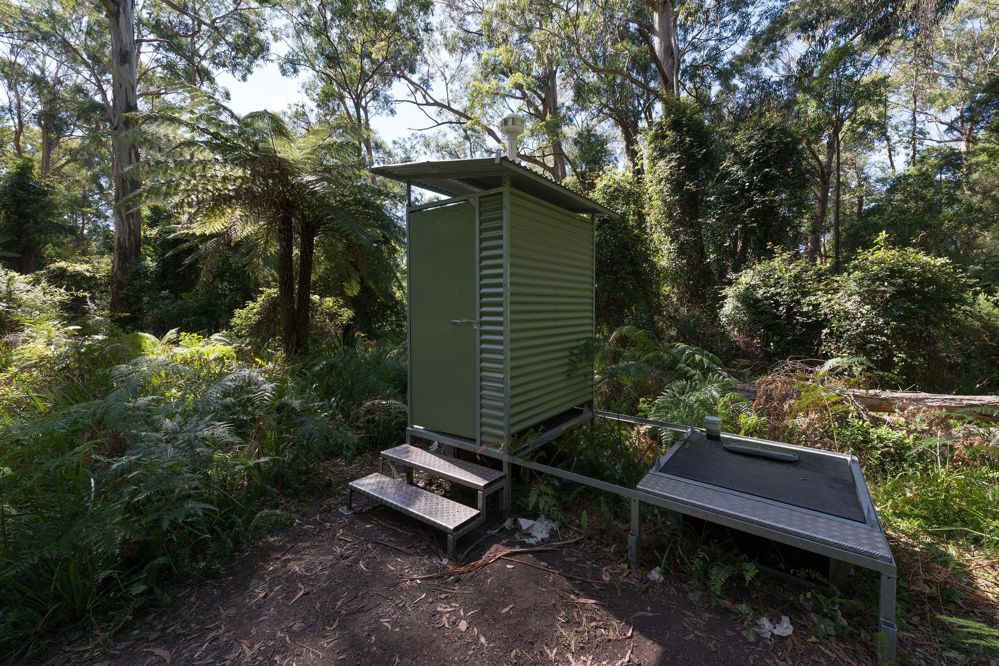 Bush toilets- april 2016- 2048