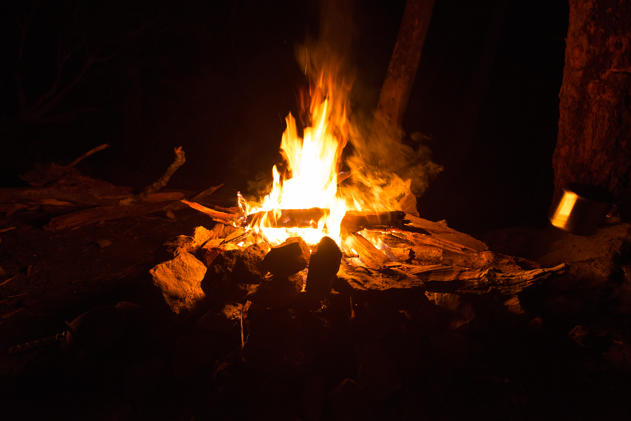 Tales around the campfire