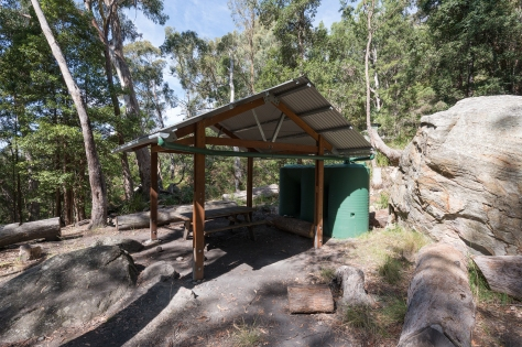 Rain tanks and shelter- april 2016- 2048