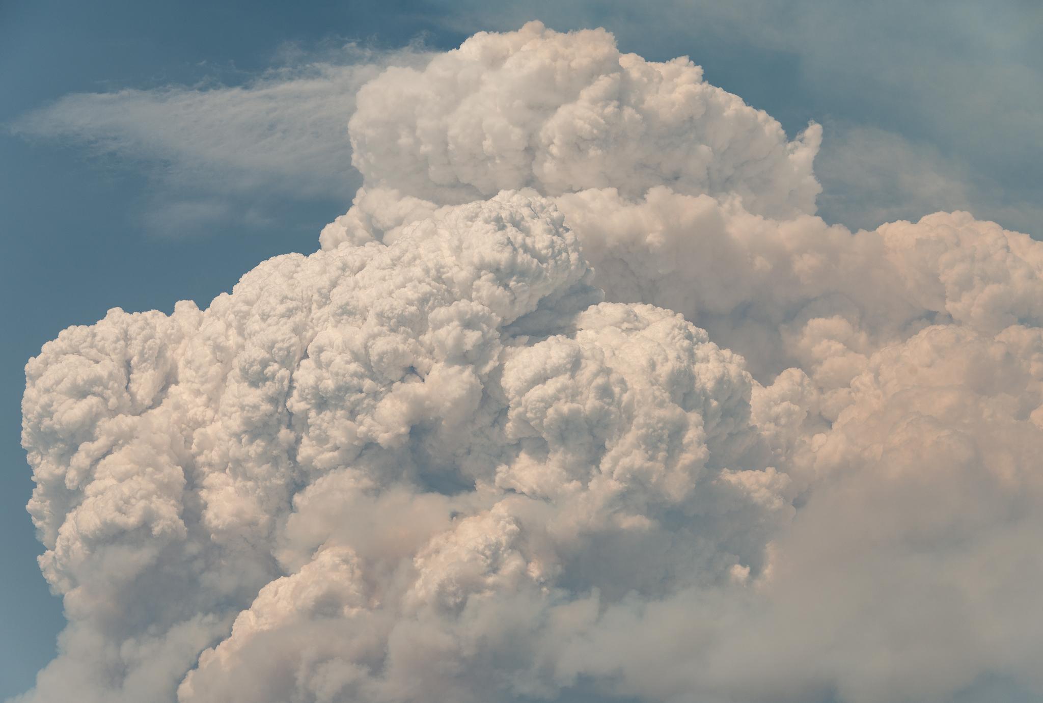 Pyrocumulus Cloud- Ben Pearse 2019